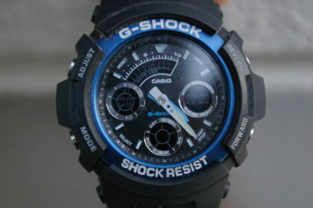 G-SHOCK/AW591 アナログ