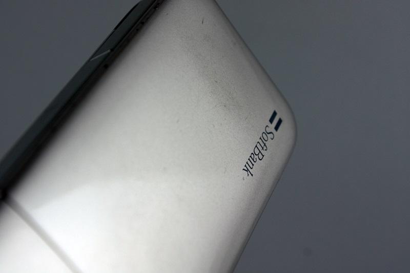 白ロム/中古:SoftBank/ソフトバンク Samsung 731SC ゴールド 〇判定/初期化OK◆0196324_画像4