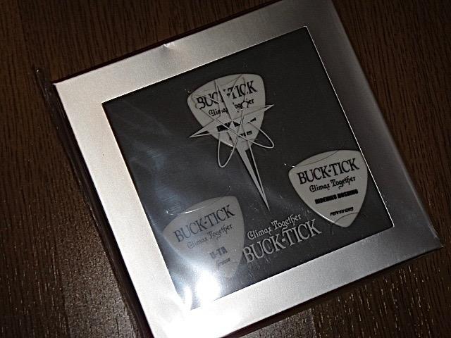 ピックセット スタンド/CLIMAX TOGETHER 3rd/BUCK-TICK/グッズ/バクチク/櫻井敦司/THE MORTAL/バクチク