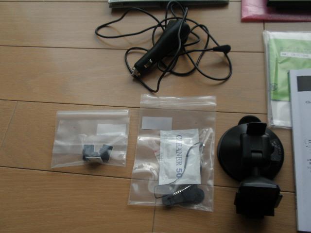 パナソニック ポータブルナビ7インチ CN-GL706D Gorila_画像5