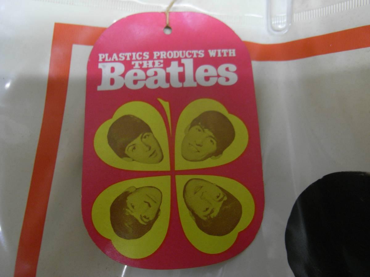 ビートルズ THE BEATLES レア! 来日公演 記念 ビニール・バッグ_画像5
