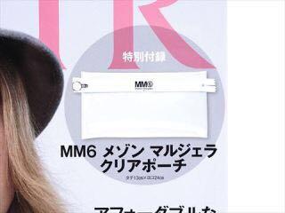 【新品】SPUR付録 MM6 クリアポーチ_画像3
