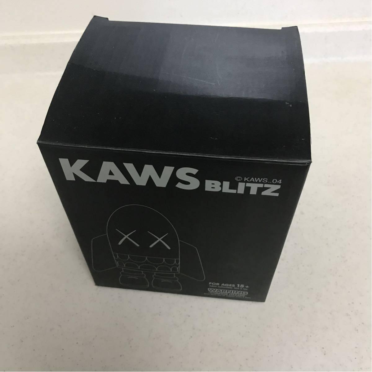 KAWS BLITZ Hectic Bounty Hunter Companion BXH OriginalFake カウズ バウンティハンター オリジナルフェイク コンパニオン ソフビ_画像6