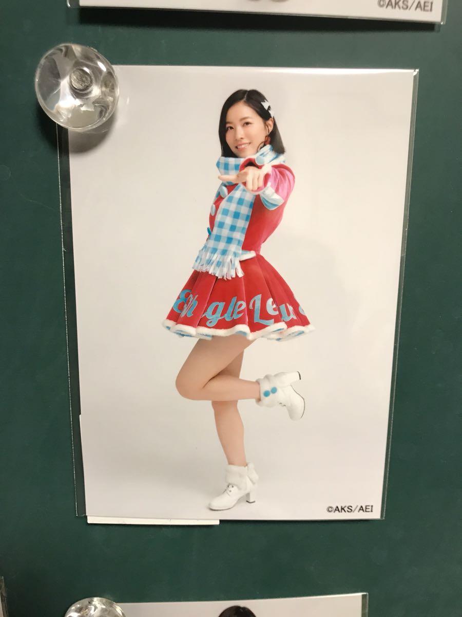 SKE48 無意識の色 松井 珠理奈 歴代衣装着用 生写真 mu-mo 特典 未開封品