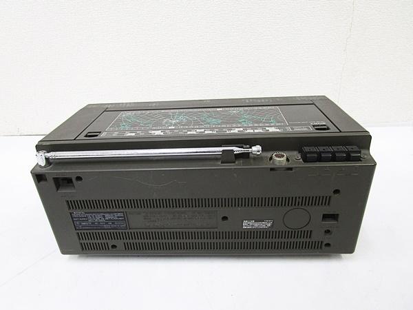 04/230-09◆ SONY ソニースカイセンサー ICF-6800 BCL ラジオ_画像6