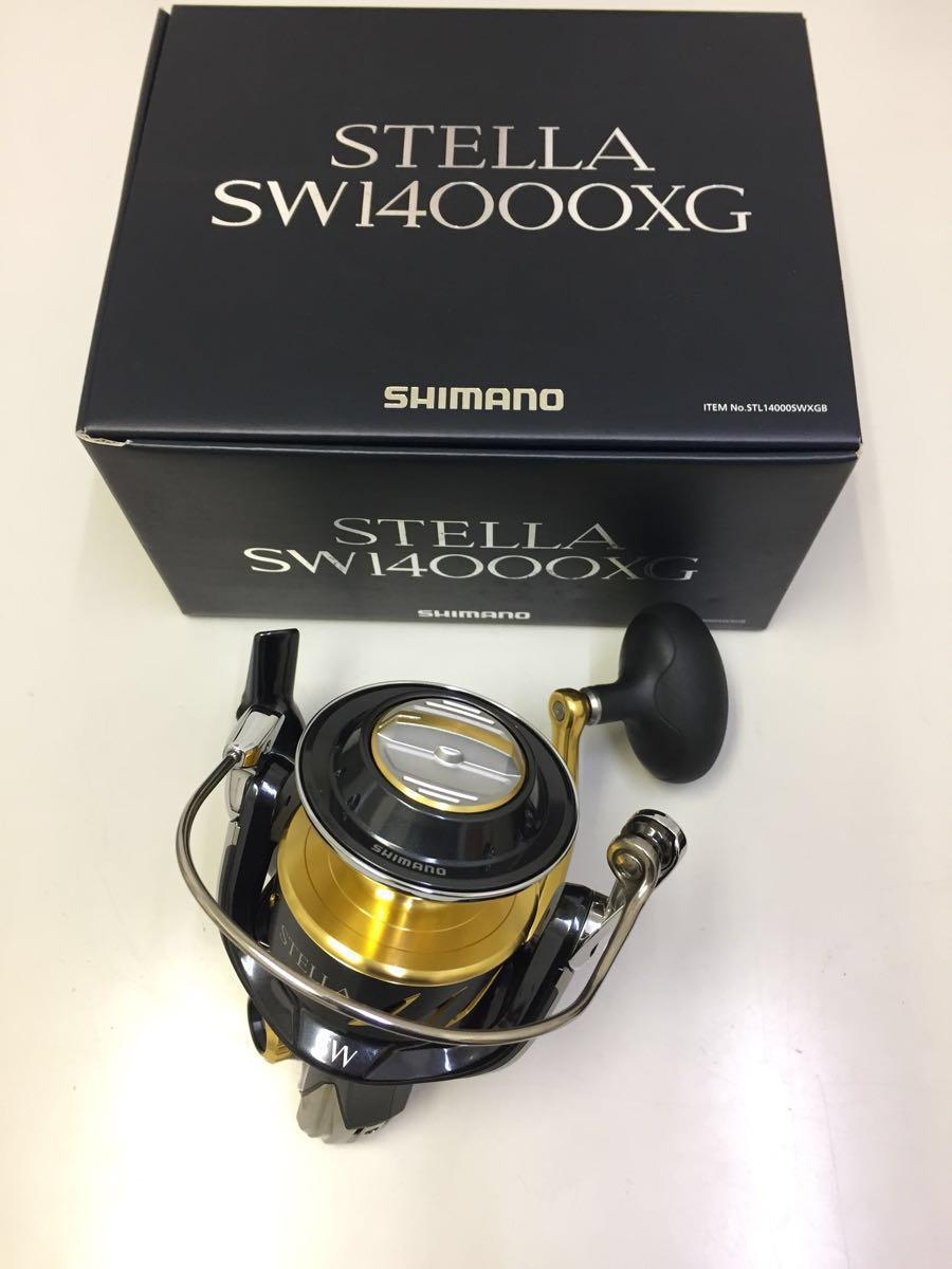 シマノ 13ステラSW 14000XG 中古美品