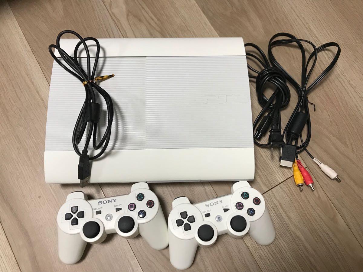 ★ジャンク品★SONY プレステ3 PlayStation3 CECH-4000B