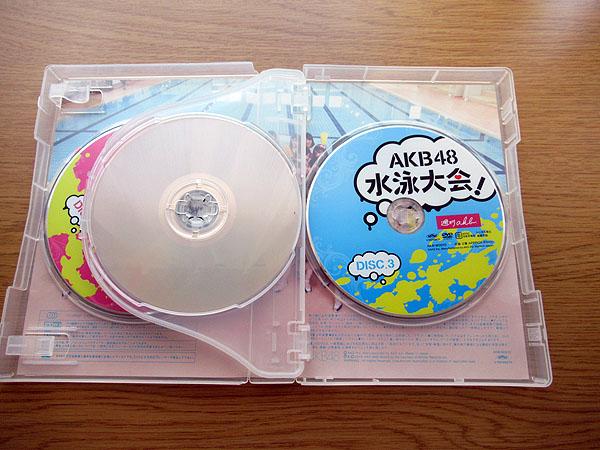 A1/DVD AKB48 水泳大会 週刊AKB 前田敦子/大島優子/渡辺麻友/柏木由紀/篠田麻里子/こじはる/たかみな/いたとも_画像4