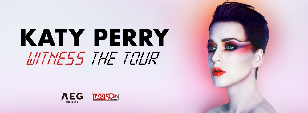 ◆KATY PERRY WITNESS THE TOUR 3月28日(水) さいたまスーパーアリーナ ペア◆