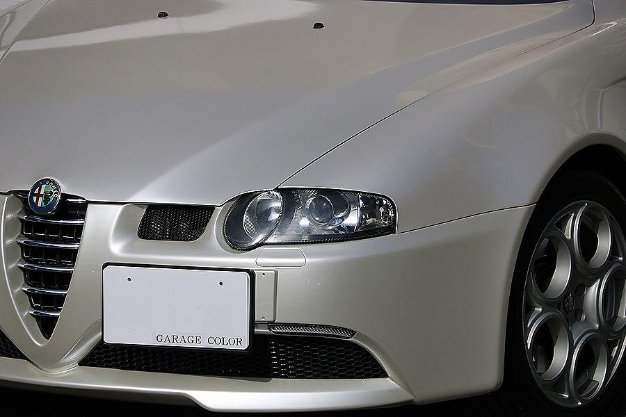 【 超レア / ヌヴォラ ホワイト 】 2005y / アルファロメオ / 147 GTA / 最上級モデル / イモラレザー / 専用内外装_画像5