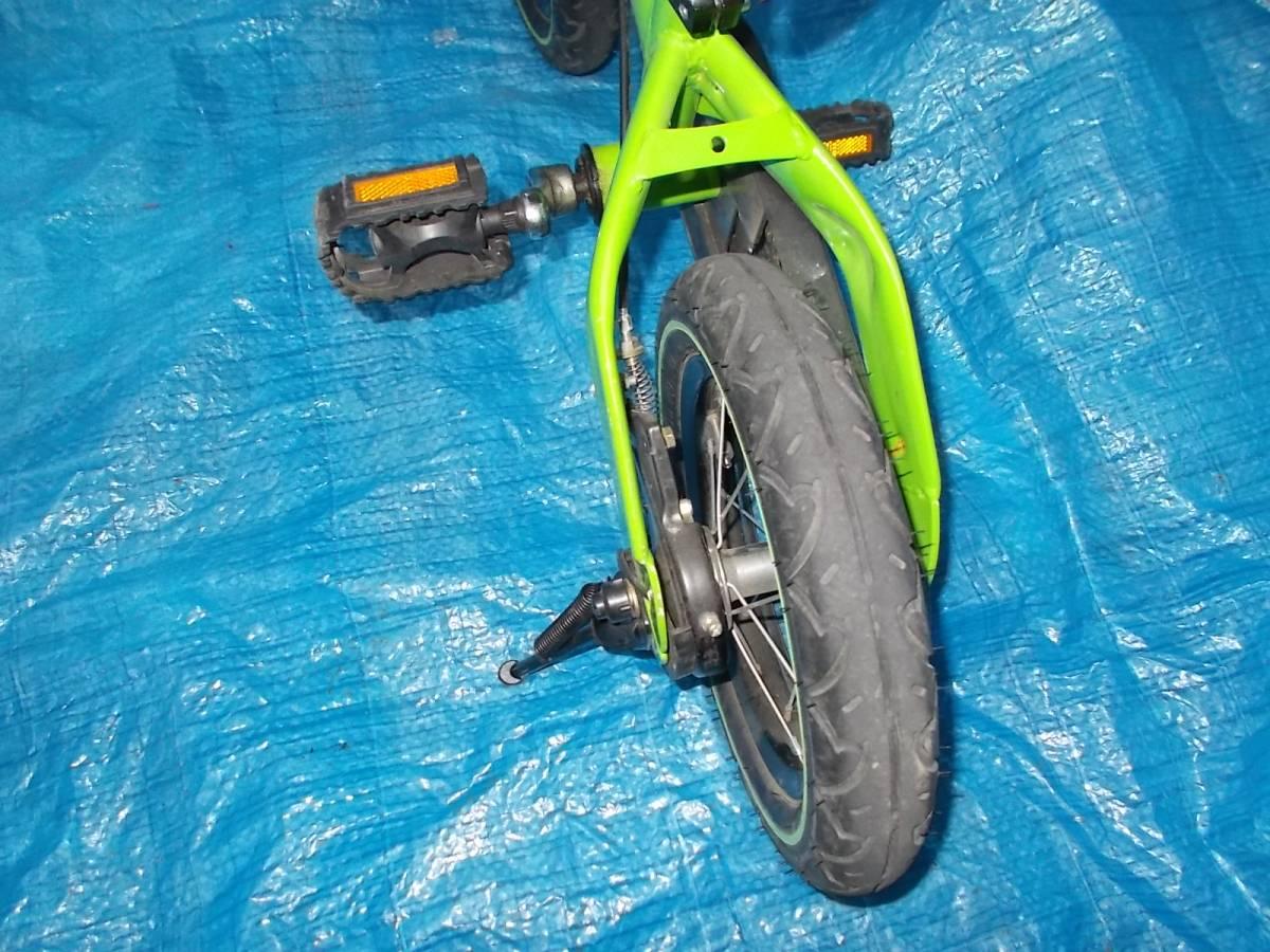 ビタミン i ファクトリー      へんしんバイク オマケ付き バランス  子供 自転車  ジャンク、3N _画像5