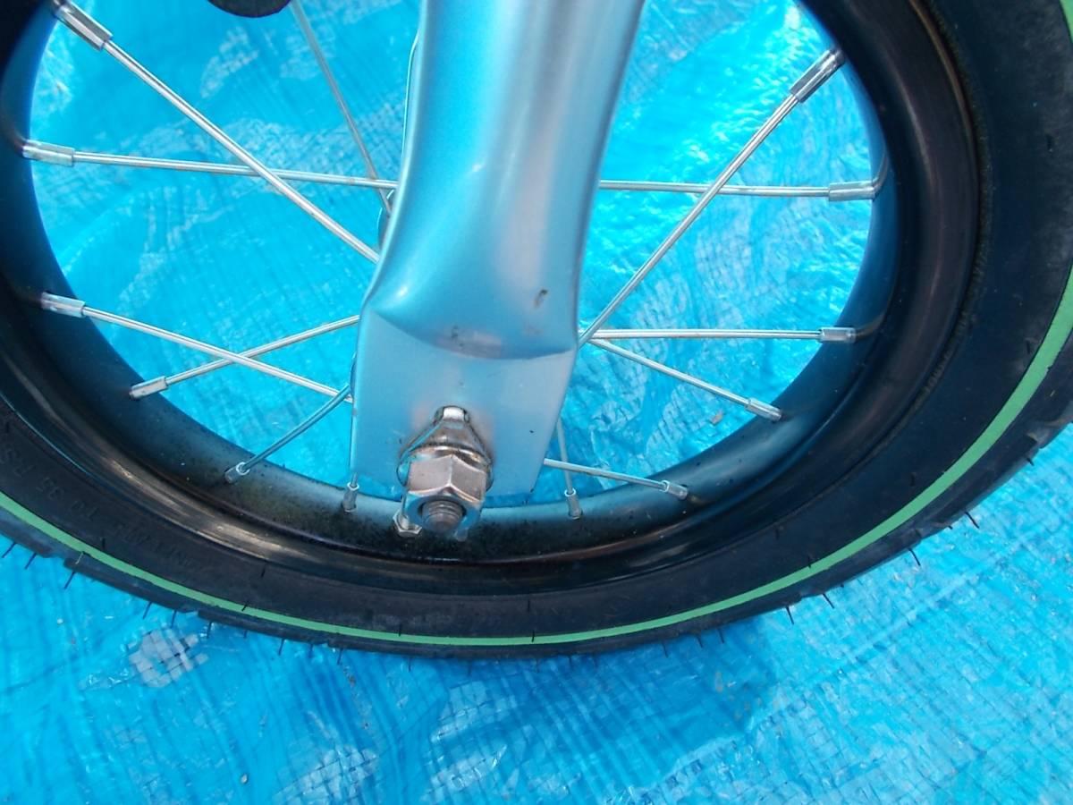 ビタミン i ファクトリー      へんしんバイク オマケ付き バランス  子供 自転車  ジャンク、3N _画像9