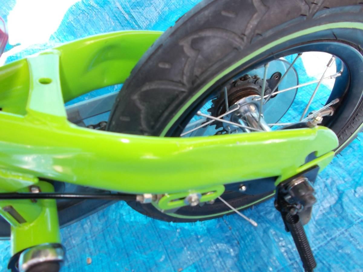 ビタミン i ファクトリー      へんしんバイク オマケ付き バランス  子供 自転車  ジャンク、3N _画像10