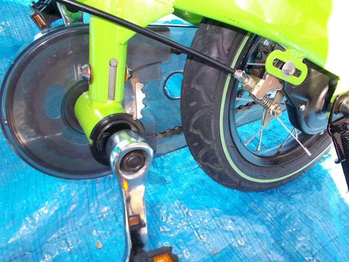 ビタミン i ファクトリー      へんしんバイク オマケ付き バランス  子供 自転車  ジャンク、3N _画像8