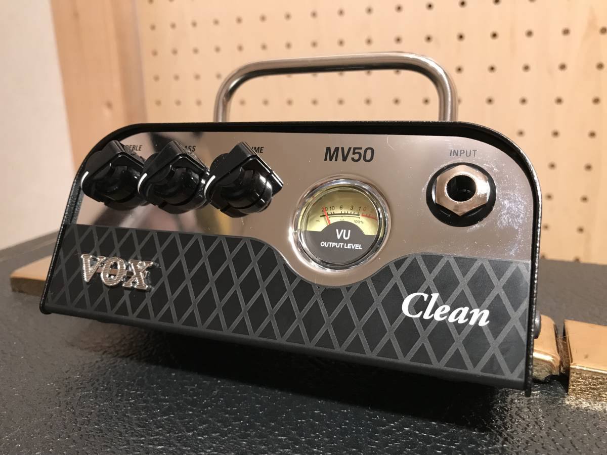 送料無料 VOX MV50 Clean クリーン ボックス