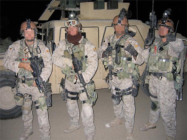 米軍放出品 実物 USMC 米海兵隊 US ARMY ウッドランド 迷彩 M4 M16 5.56mm 30連 シングルマガジンポーチセット FSBE RECON_画像6