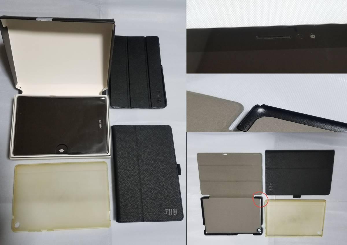 ASUS ZenPad S 8.0 Z580CA-BK16(16GB Wi-Fiモデル)中古品_画像4