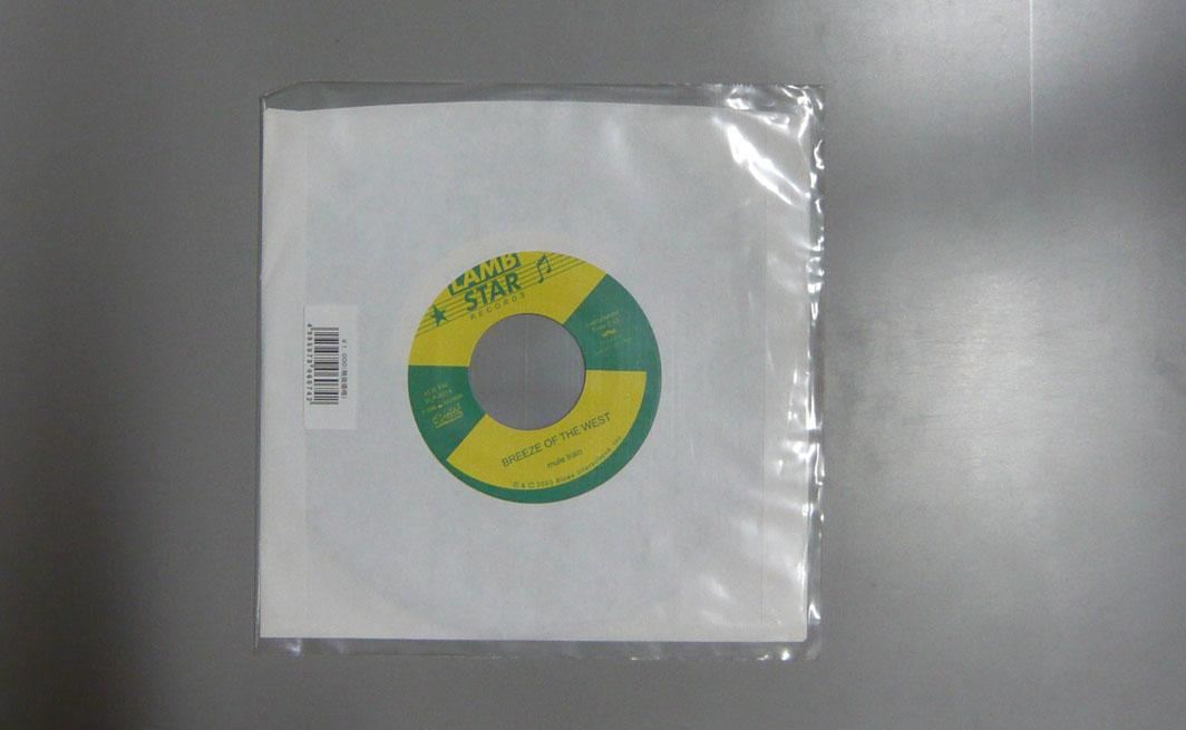 『7''』MULE TRAIN/BUZRA AHEAD/BREEZE OF THE WEST/SKA/7''EP 5枚で送料無料_画像2
