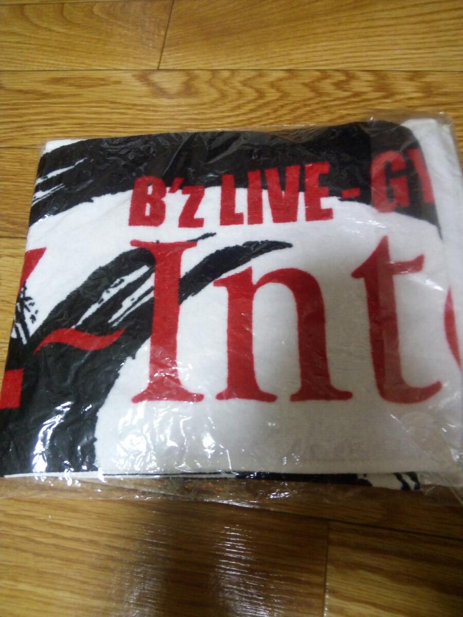 ★新品未使用★B'z LIVE-GYM 2012~Into Free~★マフラータオル