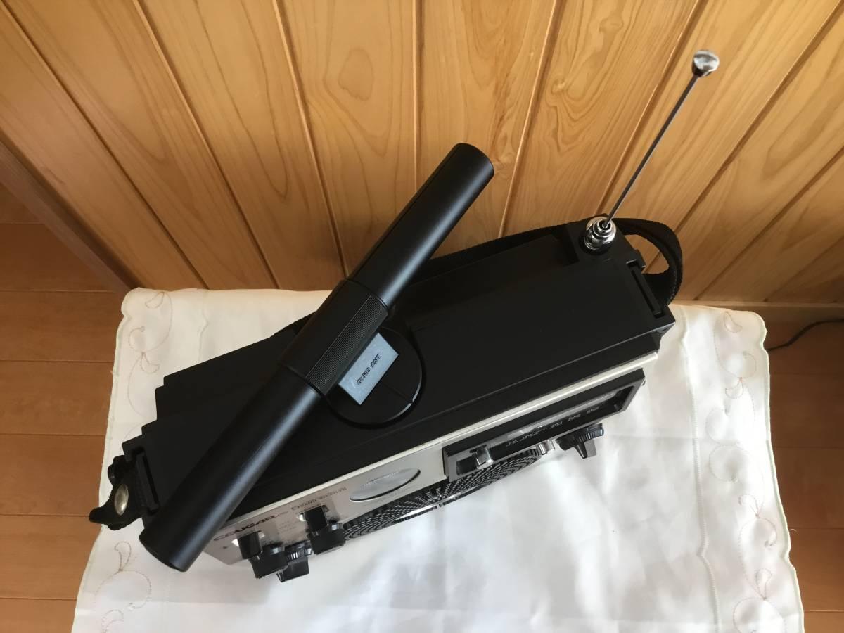 ナショナル パナソニックRF-1150クーガー【即決特典で急速充電器 充電池 変換スペーサーセット】ゆうパック『おてがる版』80サイズで発送_画像2