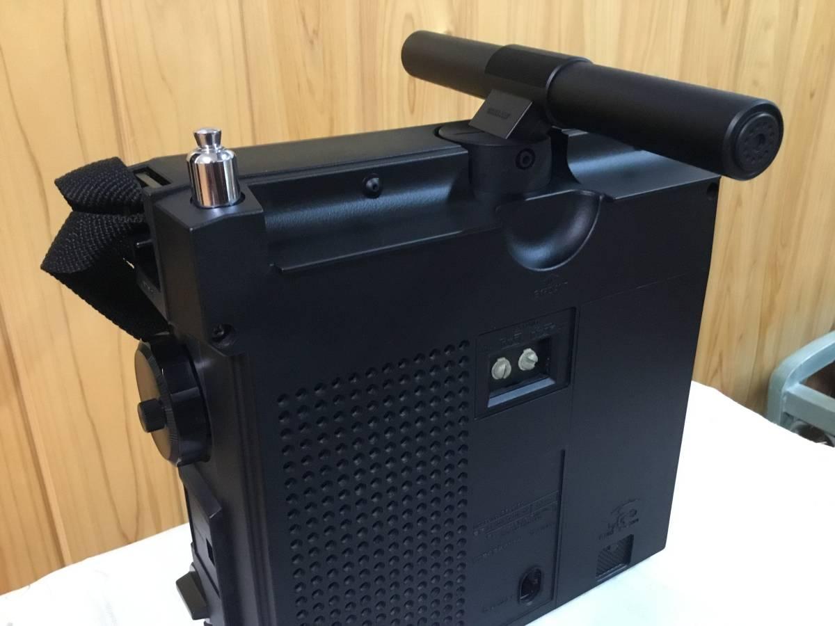 ナショナル パナソニックRF-1150クーガー【即決特典で急速充電器 充電池 変換スペーサーセット】ゆうパック『おてがる版』80サイズで発送_画像8