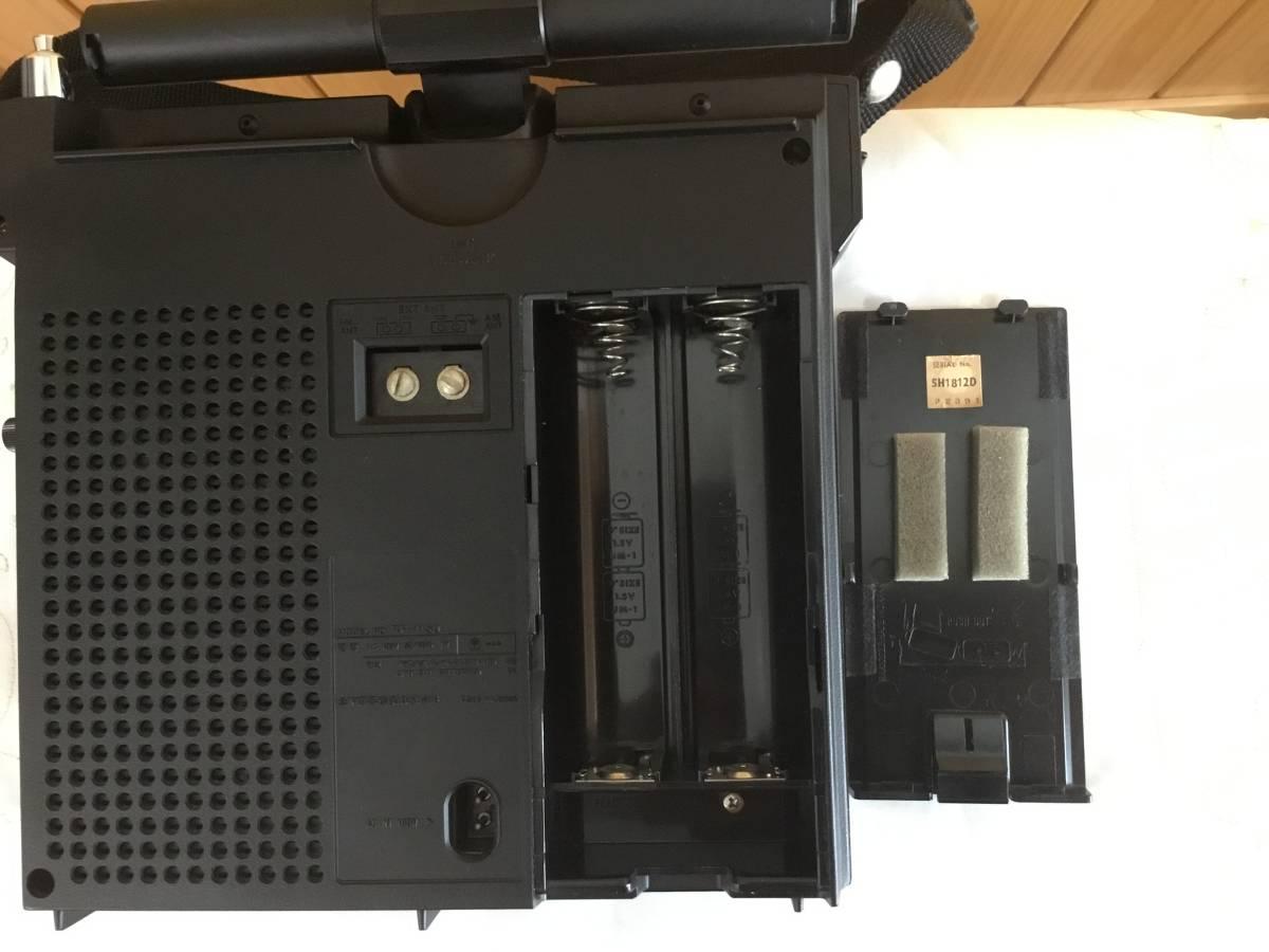 ナショナル パナソニックRF-1150クーガー【即決特典で急速充電器 充電池 変換スペーサーセット】ゆうパック『おてがる版』80サイズで発送_画像9