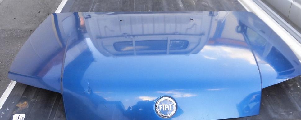 FIATフィアットPUNTプント188A5フード純正ボンネット青エンジンフード 部品取り車あります_画像1
