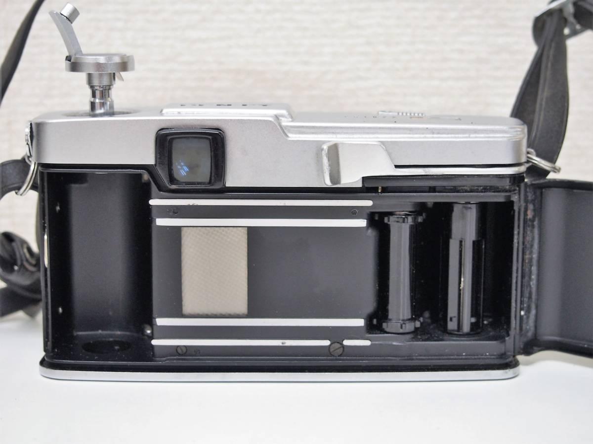 (54)1★オリンパスペン OLYMPUS-PEN FT 一眼レフカメラボディ F.Zuiko Auto-S 1:1.8 f=38mm レンズ ジャンク_画像4