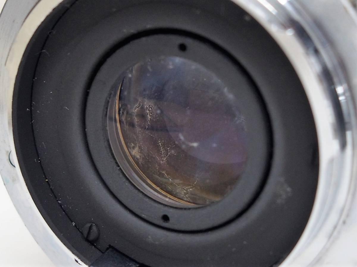 (54)1★オリンパスペン OLYMPUS-PEN FT 一眼レフカメラボディ F.Zuiko Auto-S 1:1.8 f=38mm レンズ ジャンク_画像10