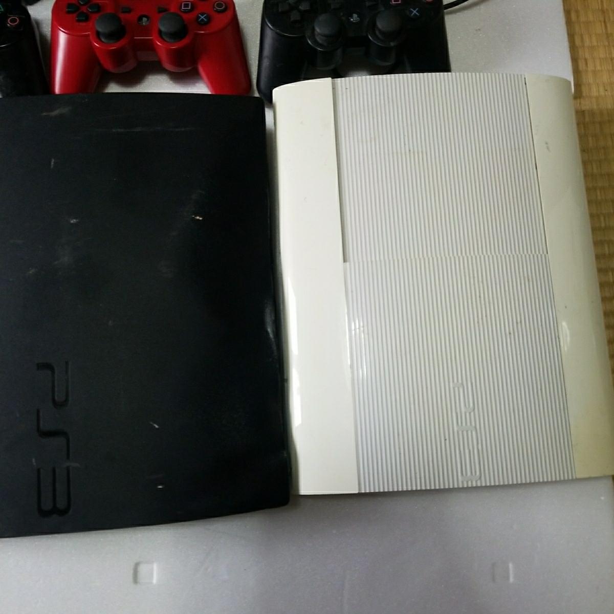 PS3 ジャンク セット コントローラー  トルネ付き_画像4