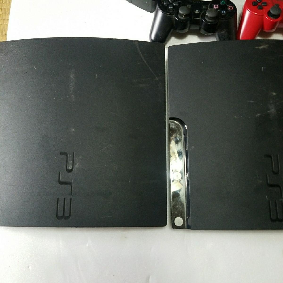 PS3 ジャンク セット コントローラー  トルネ付き_画像3