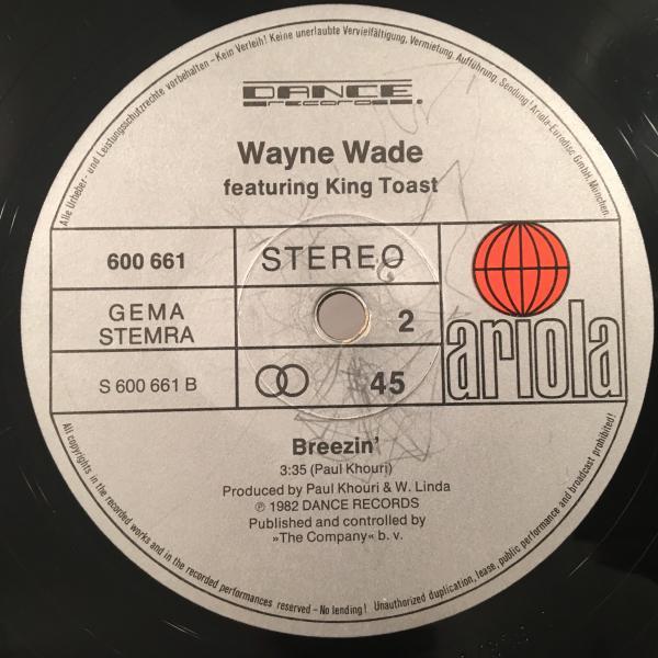 ★Wayne Wade/Lady★人気カバー!_画像3