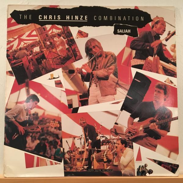 ☆Chris Hinze Combination/Saliah☆AFRO COSMIC FUSION!