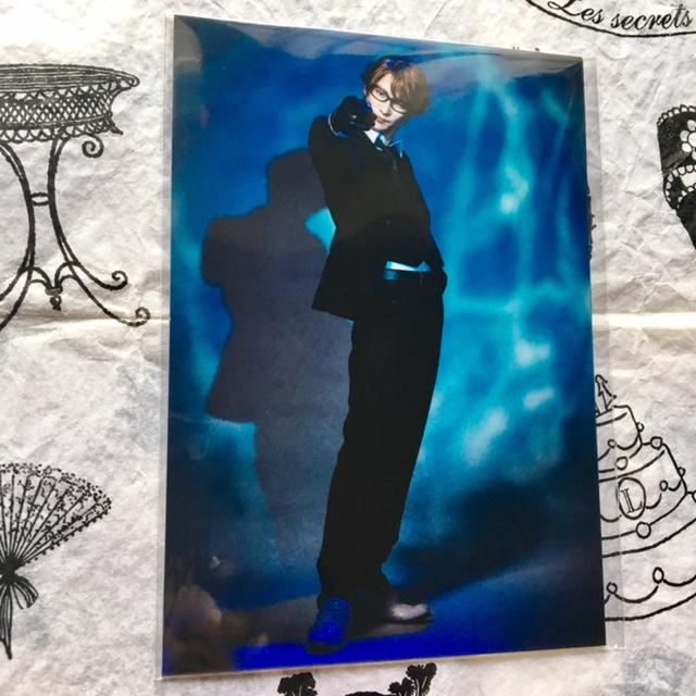 ミュージカル 黒執事 -Tango on the Campania- 生執事☆ブロマイド(4枚セット)/ロナルド/味方良介