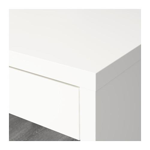 ☆ IKEA イケア ☆ MICKE デスク, ホワイト キッズ 子供 事務 パソコン ビジネス <サイズ 73x50 cm>_画像6