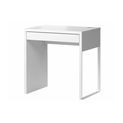 ☆ IKEA イケア ☆ MICKE デスク, ホワイト キッズ 子供 事務 パソコン ビジネス <サイズ 73x50 cm>_画像1