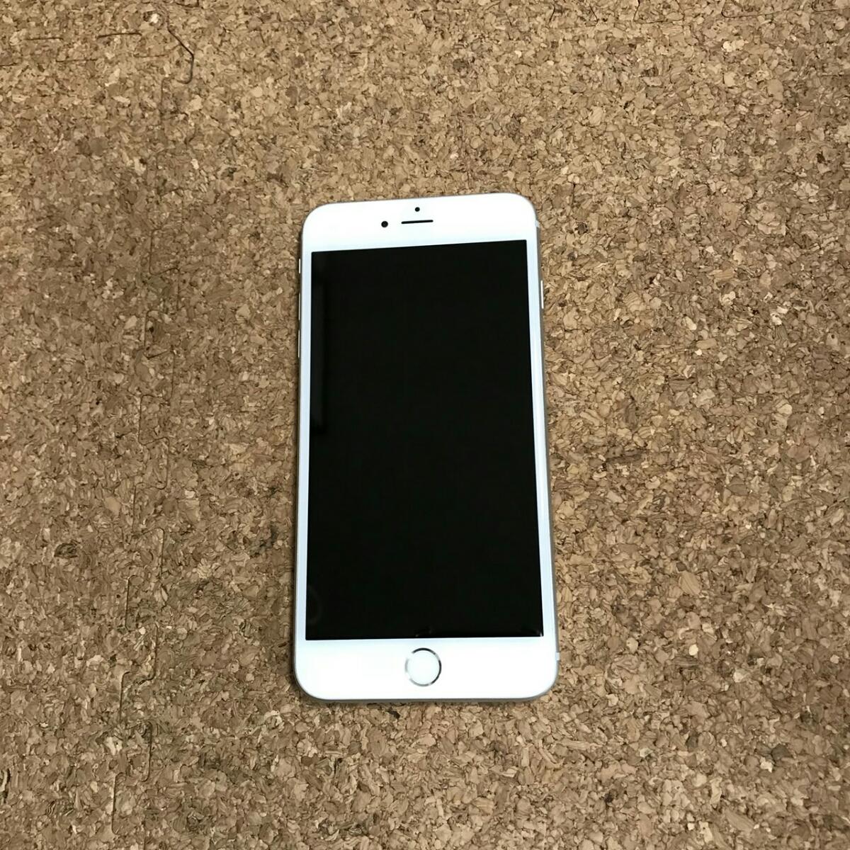iPhone 6sPlus 128GB SIMフリー シルバー 送料無料_画像3