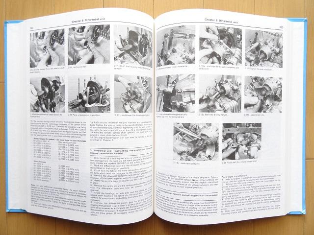 洋書◆ミニ サービスマニュアル 整備ガイド 1969-1991 本 自動車_画像2