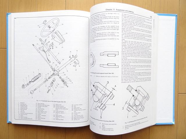 洋書◆ミニ サービスマニュアル 整備ガイド 1969-1991 本 自動車_画像4