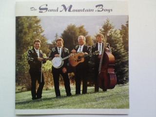 CD The Sand Mountain Boys Wayne Crain Gary Waldrep Kenny Townsel Jerry Crain Hay Holler Records HHH-CD-601