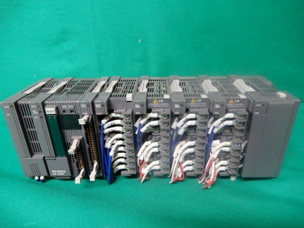 ■KEYENCE KZ-A500 CPUユニット他 シーケンサ PLC キーエンス■