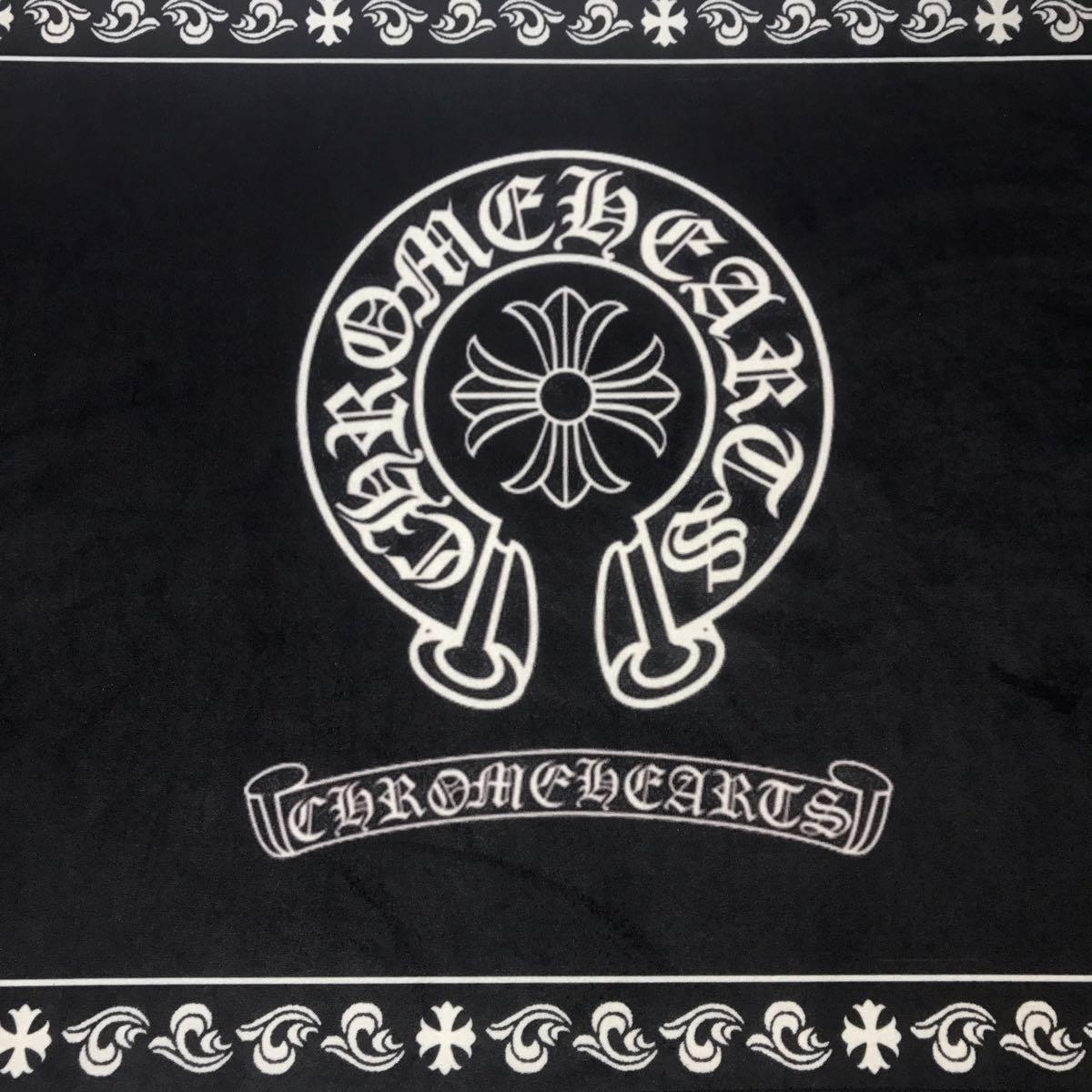 クロムハーツ type ラグマット カーペット 玄関マット 100cm×160cm 1円 スタート 売り切り 数量限定_画像5