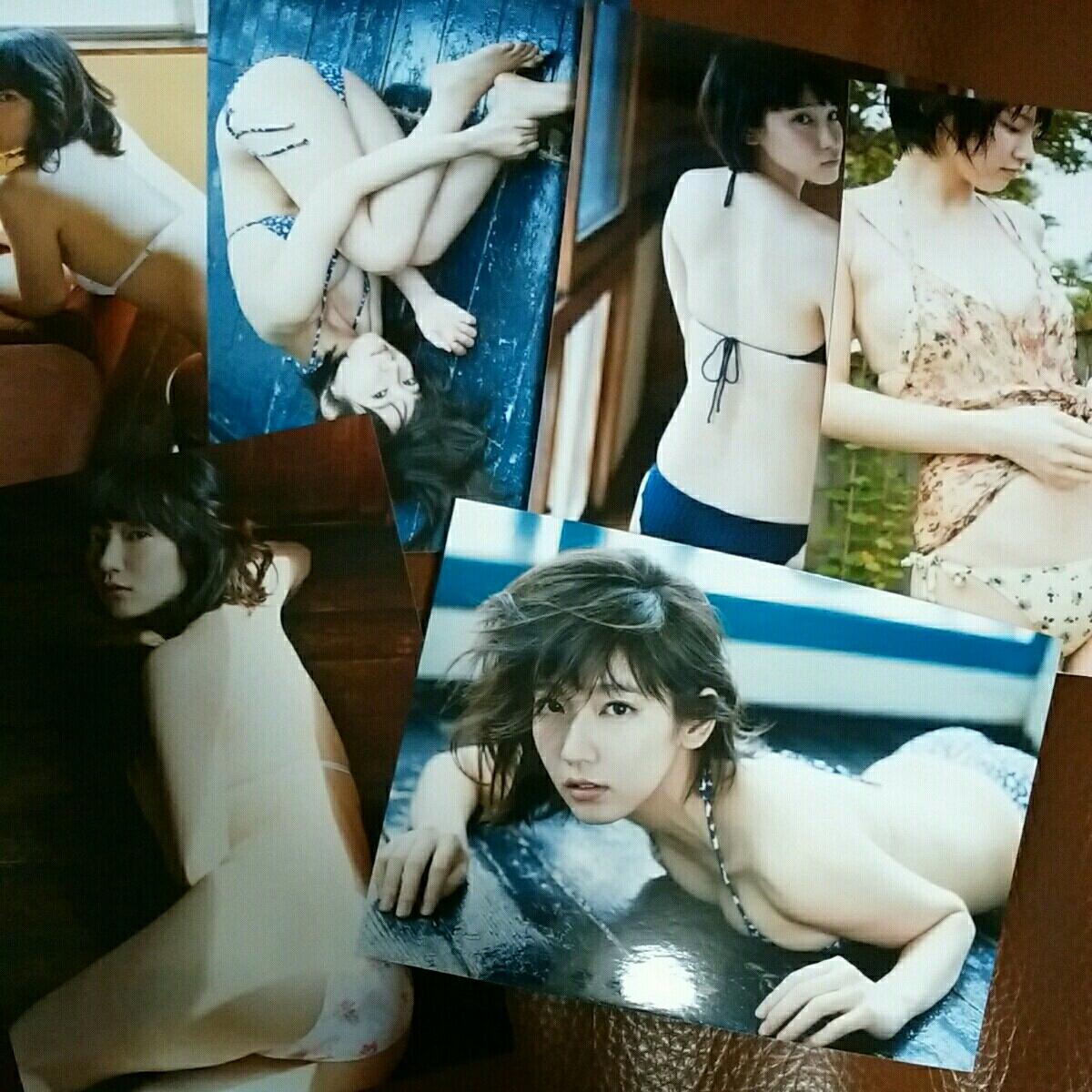 吉岡里帆 ② 高画質L判フォト 100枚(生写真)