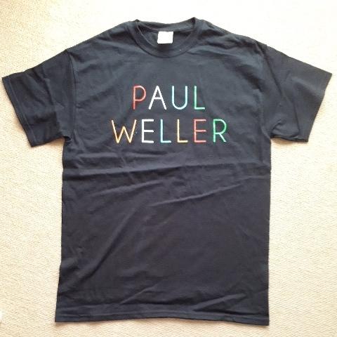 ロックTシャツ 新品 ポールウェラー 2