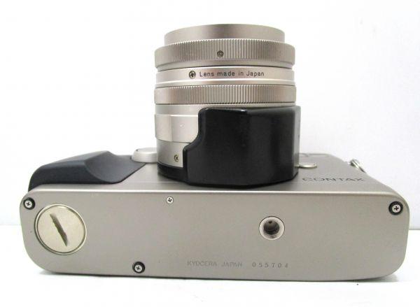 CONTAX コンタックス G2 Carl Zeiss Vario-Sonnar 35-70mm F3.5-5.6 T* カメラ1点 レンズ1点 専用ケース付 1YET-079AZ_画像5