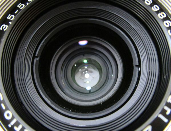 CONTAX コンタックス G2 Carl Zeiss Vario-Sonnar 35-70mm F3.5-5.6 T* カメラ1点 レンズ1点 専用ケース付 1YET-079AZ_画像7