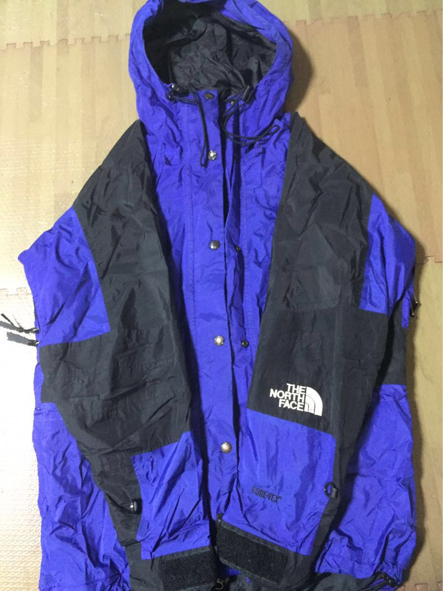 The North Face Mountain Light Jacket Blue 90s 青 マウンテンライトジャケット_画像1