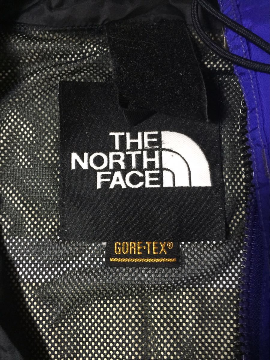 The North Face Mountain Light Jacket Blue 90s 青 マウンテンライトジャケット_画像2