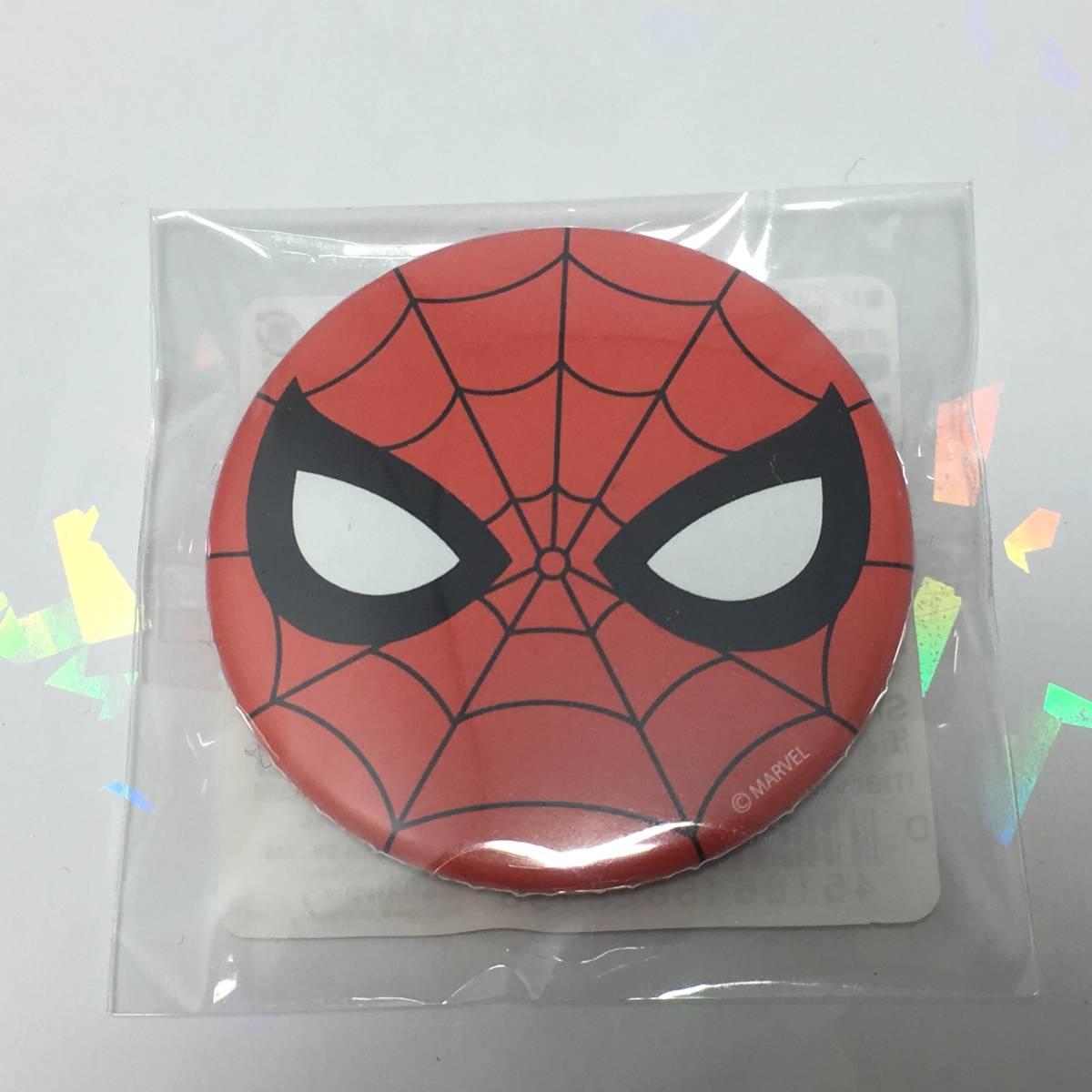 即決!! MARVEL スパイダーマン ホームカミング 缶バッジ      ( SPIDER MAN マーベル アメコミ USJ 缶バッチ ピンズ コミコン_画像1