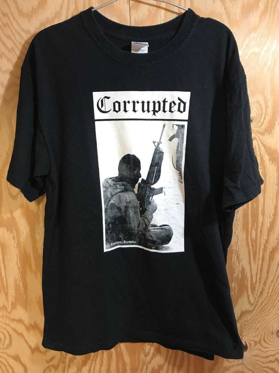 corrupted Tシャツ L コラプテッド / brujeria doom fuudobrain Boris envy sunn sleep sludge